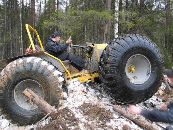 Extreme Off Road Tires Used For Extreme Off-road